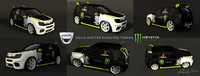 3d dacia duster tuning hd