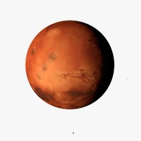 Mars & Moons 8K