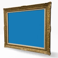 picture frame 3d 3ds
