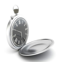 pocket watch dxf