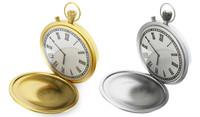 golden pocket watch 3ds