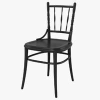 3d max moooi chair