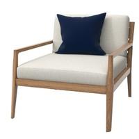 3d model of ciel lounge chair