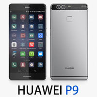 Huawei P9 Space Gray