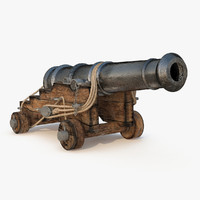 old british ship cannon max