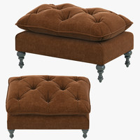 3d hpdecor decorista choco ottoman