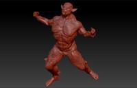 creature 3d 3ds