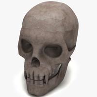 vampire skull max