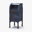Post Box 3D models