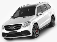mercedes gl gls63 3ds
