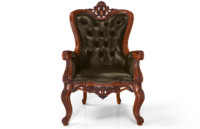 chair armchair office 3d max