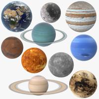 max solar planets