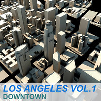 Los Angeles Downtown Vol1