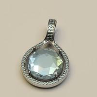 3d model jewelry pendant