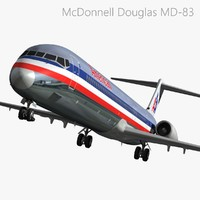 mcdonnell douglas american airlines max