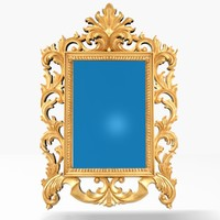 max antique mirror