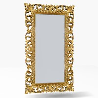 3d 3ds antique mirror