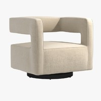 chair nico return swivel 3ds