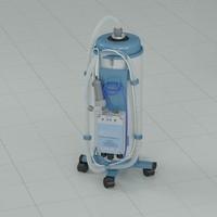 3d model autopsy saws