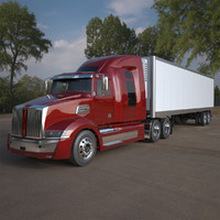 obj western star 5700 sleeper