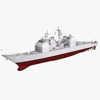 3ds ticonderoga class cruiser hue