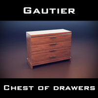 gautier yoko chest drawers max