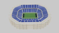 superbowl stadium 3d 3ds