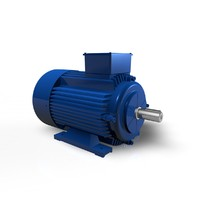 electrical motor 3d model