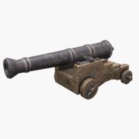 cannon 3d max
