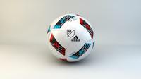 adidas nativo soccer 2016 3d obj