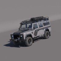 land rover defender 110 max