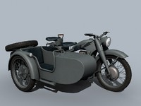 R-12 with sidecar
