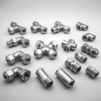3d stainless steel pipe fittings