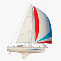 max princess ii sailboat sails