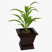 home plant 3d 3ds
