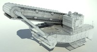 3d model conveyer