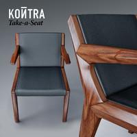 3d take-a-seat kontra model
