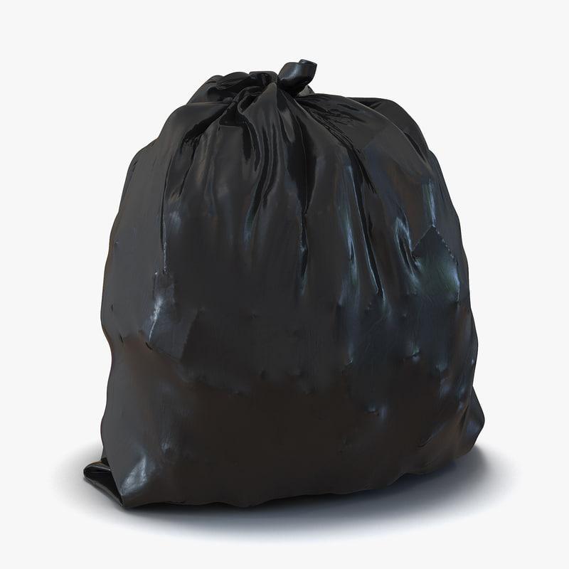 Garbage Bag 3d model 01.jpg