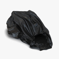 3d garbage bag 3