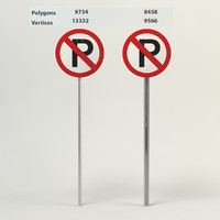 max parking signs