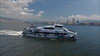 3ds 39m catamaran military ship