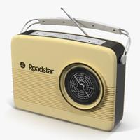 max retro radio