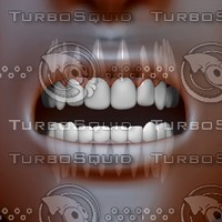 teeth 3d 3ds