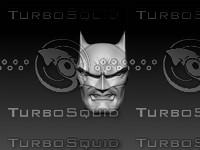 3d model batman