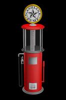 Gas Pump (Retro 1924)