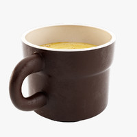 coffee cup c4d free