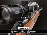 Sako 85 - Model & Textures