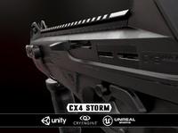 3d model of cx4 storm