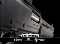 Fabarm Martial - Model & Textures