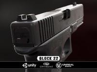 Glock 22 - Models & Textures